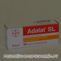 Адалат: инструкция по применению. Препарат при артериальной гипертензии и при ишемической болезни сердца