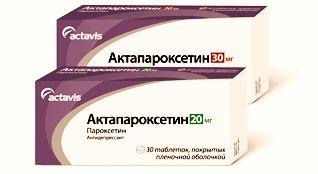 Актапароксетин – об инструкции по применению, составе, действии, показаниях, противопоказаниях, дозировке, применении, побочных эффектах, аналогах