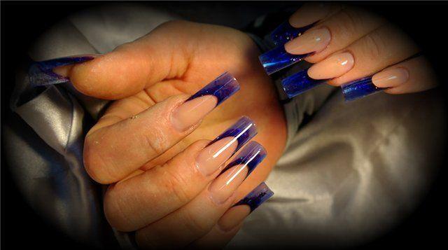 Арочное моделирование ногтей. Виды, технология, противопоказания