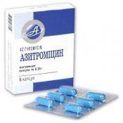 Азитромицин: применение, инструкция, показания к применению, аналоги, дозировка, побочные действия