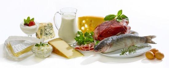 Белковая пища: список продуктов в таблице - для похудения и здорового питания