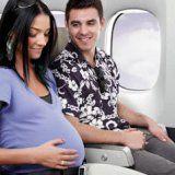 Безопасное путешествие в период беременности