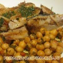 Блюда из гороха сухого и зеленого