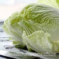 Блюда из пекинской капусты, рецепт