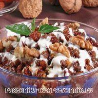 Блюда с орехами - что можно приготовить из грецких орехов?
