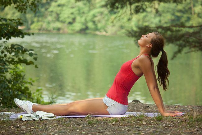 Дыхание по системе упражнений бодифлекс