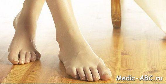 Боль и покраснение большого пальца ноги