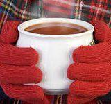 Быстро согреться в холодное время