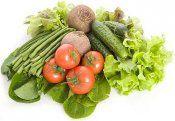 Целебные свойства в овощах и фруктах