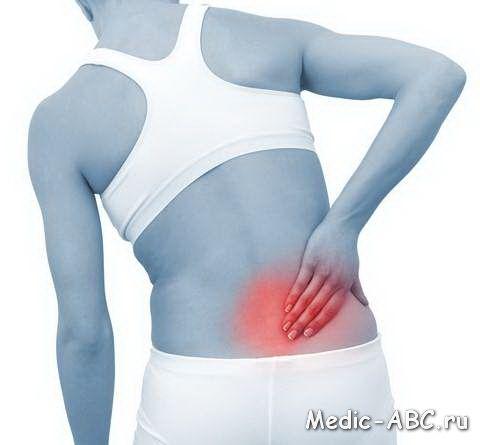 Чем лечить боль в спине