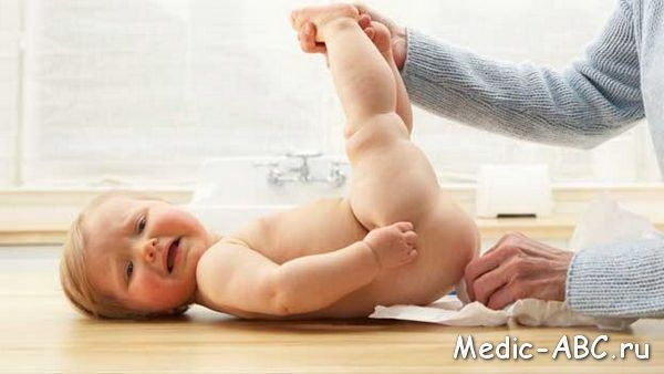 Niż w leczeniu biegunki u niemowlęcia