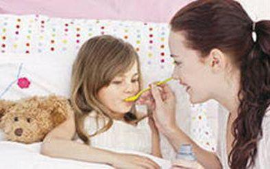 Mai bine copilul dumneavoastră pentru tratarea tusei în infecțiile respiratorii acute