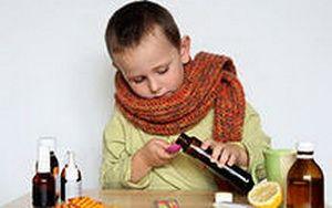 Чем лучше лечить кашель ребенку при ОРЗ
