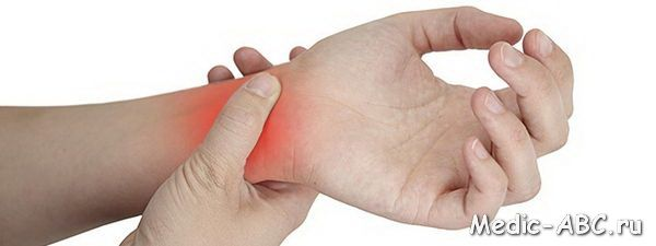 Чем опасно образование шишки на запястье руки?