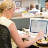 Чем перекусить на работе без вреда для фигуры