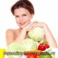 Чем полезна капуста для женщин?