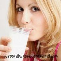 Чем полезно молоко для женщин?