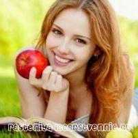 Чем полезны яблоки для женщин?