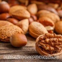 Чем полезны орехи для мужчин?