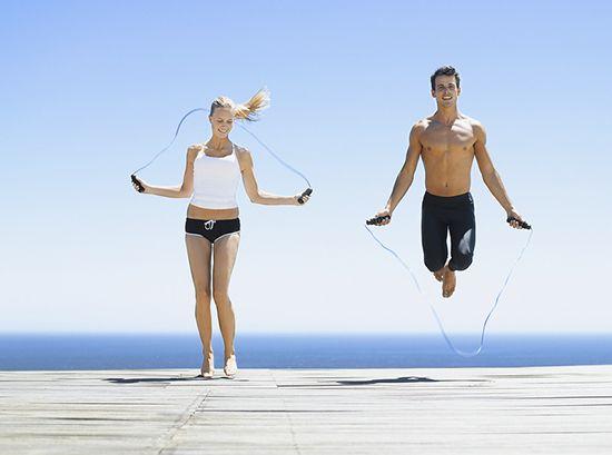 Занятия скипингом укрепляют сердечно-сосудистую систему