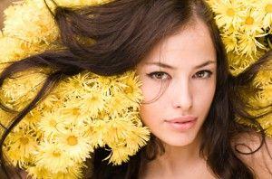 Череда для волос или как улучшить состояние волос