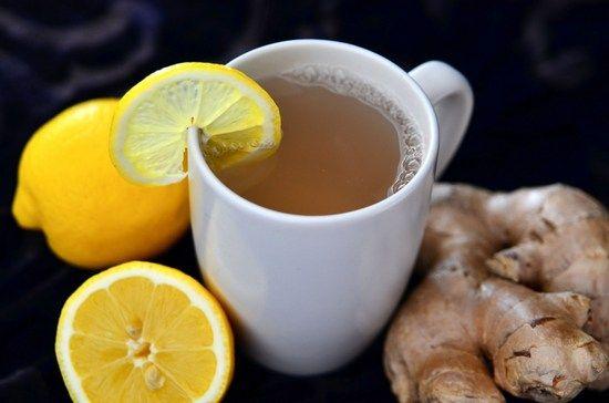 Черный и зеленый чай с имбирём: рецепты приготовления для похудения