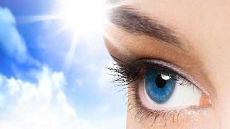 Что такое соляризация глаз: виды, особенности, предостережения