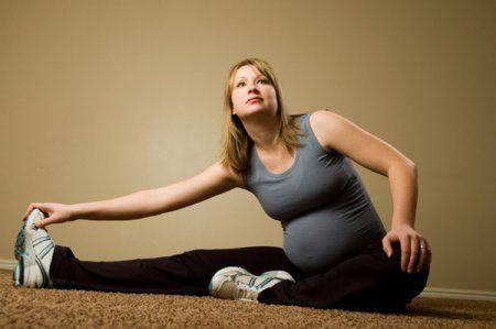 Cводит ноги судорогой при беременности