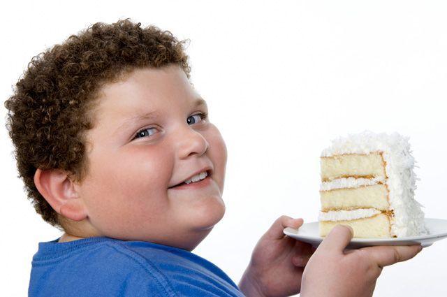 Диетическое питание для детей: как похудеть ребёнку?