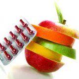 Для здоровья нужно принимать витамины и минералы