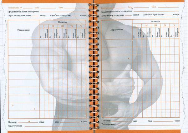 Дневник тренировок: что это? Как правильно вести дневник тренировок?