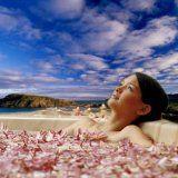 Домашние ванны для похудения и омоложения кожи