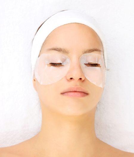 Домашняя маска для кожи вокруг глаз от морщин