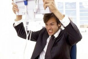 Факторы стресса на работе