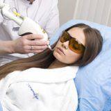 Фракционное лазерное воздействие на кожу