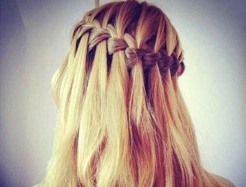 Французские причёски: плетение кос