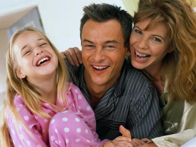 Главенство родителей