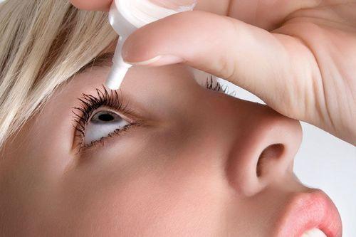 Глазные капли Флоксал против инфекций