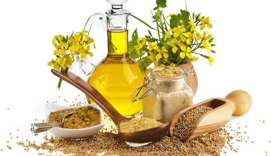 Горчичное масло: полезные свойства, вред, противопоказания. Горчичное масло для волос