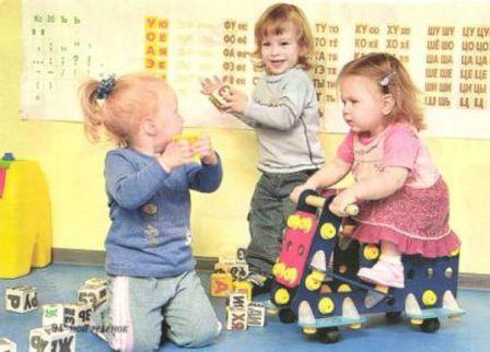 Готовы ли вы психологически идти в детский сад?