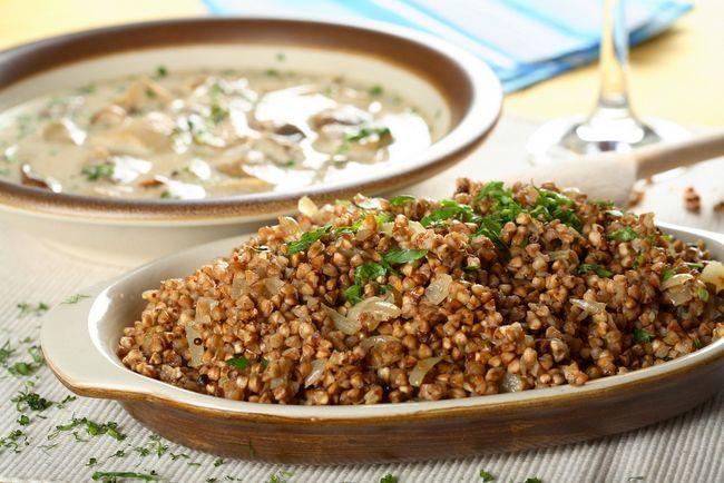 Гречка: полезные свойства и калорийность