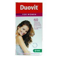 Инструкция и отзывы о Дуовите для женщин
