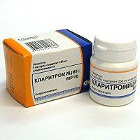 klaritromicin