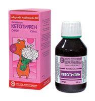 Инструкция по применению Кетотифена для детей