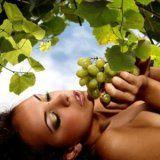 Использование винограда как косметического средства
