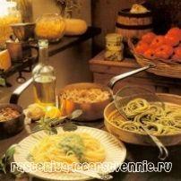 Итальянская кухня: рецепты - паста и лазанья