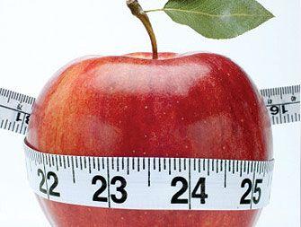 Яблочная диета - за и против.