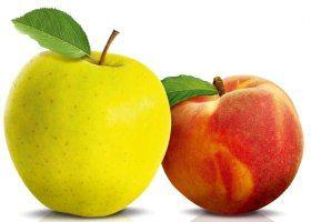 Яблоки помогут не набрать вес