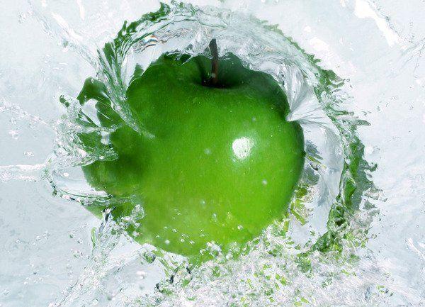 Яблоки придают тонус нашим мышцам