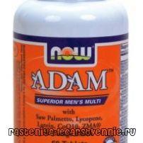 Эректильная дисфункция - препарат Адам или как повысить влечение мужчины к женщине